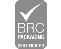PCI : BRC Packaging Certificated